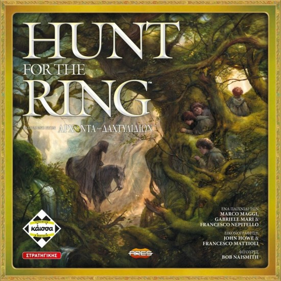 HUNT FOR THE RING (KA112622)