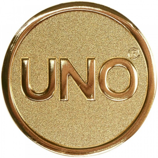 Mattel Uno Premium 50 Χρόνια - Συλλεκτική Έκδοση (GXJ94)