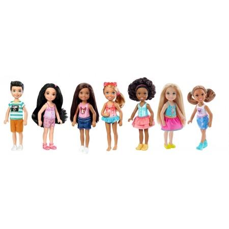 Η οικογένεια της Barbie
