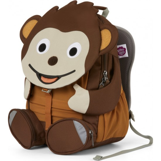 Affenzahn Large Friend Monkey, Backpack (AFZ-FAL-001-035)