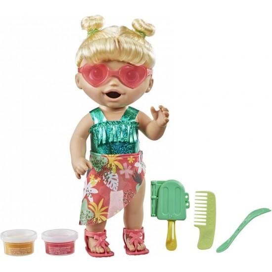 Baby Alive Sunshine Snacks Blonde Hair (BAF1680)