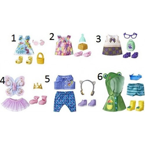 BABY ALIVE LITTLES STYLES AST (E6645)