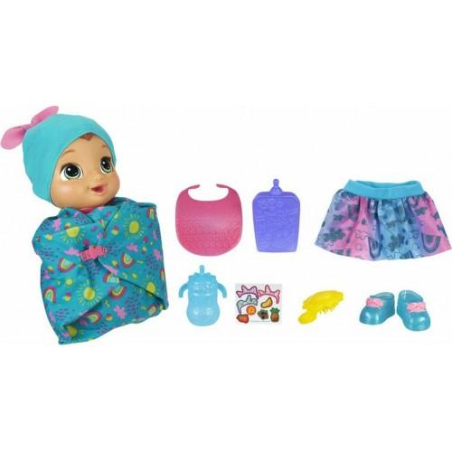 Hasbro Baby Alive Grows Up Happy Μωράκι Που Μεγαλώνει (E8199)