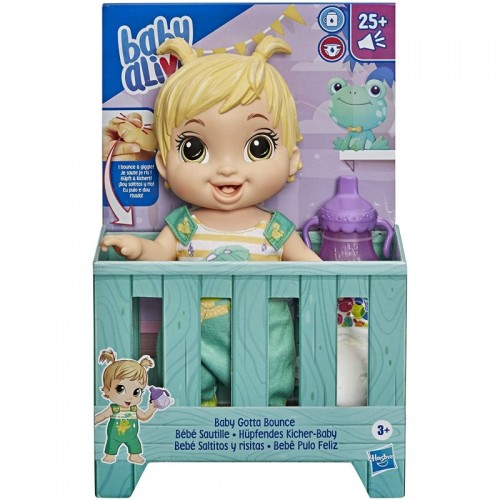 Hasbro Baby Alive Baby Μωρό που Χοροπηδάει (E9427)