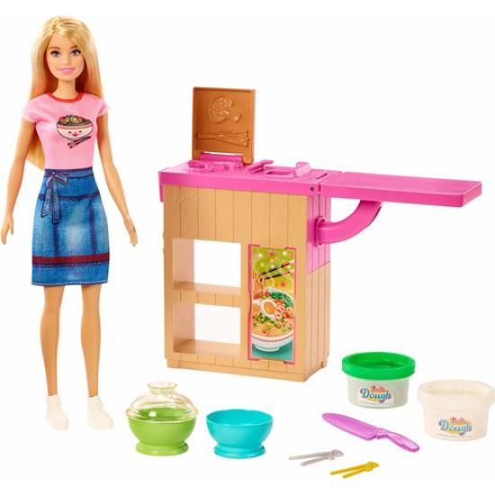Barbie Μακαρονο-Εργαστήριο Λαμπάδα (GHK43)
