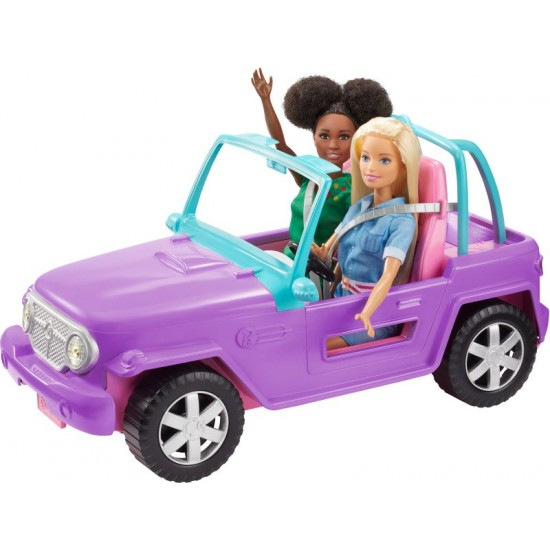 Mattel Barbie Jeep (GMT46)