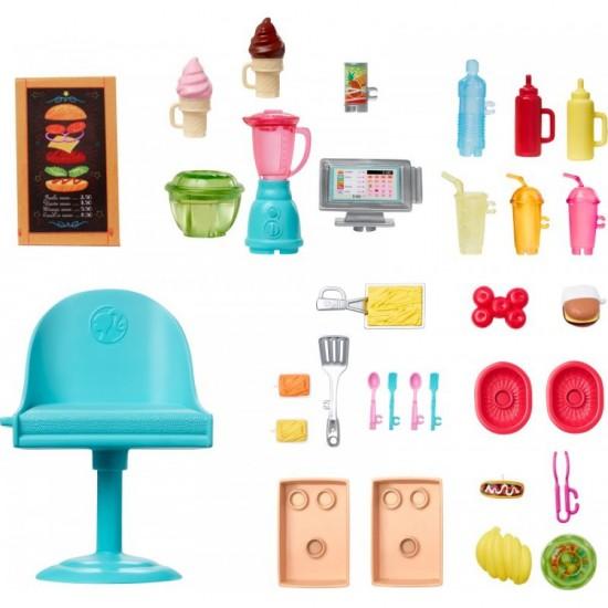 Παιχνιδολαμπάδα Mattel Barbie  Καντίνα (GMW07)