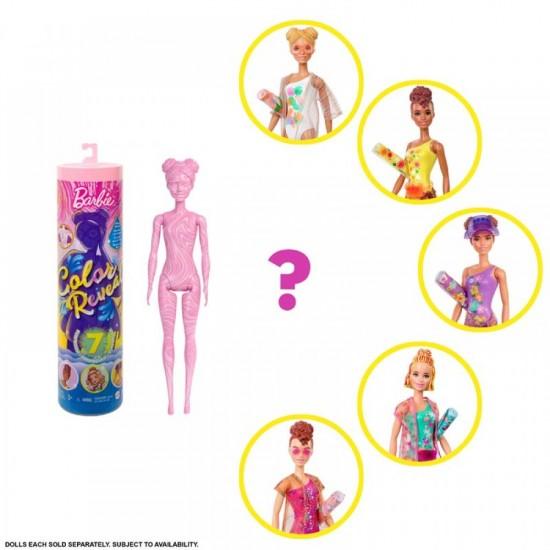 Mattel Barbie Color Reveal Summer Series (GTR95)