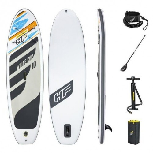 """Bestway  Hydro-Force SUP Allround Board-Set """"White Cap""""  Sup Board (65342)"""