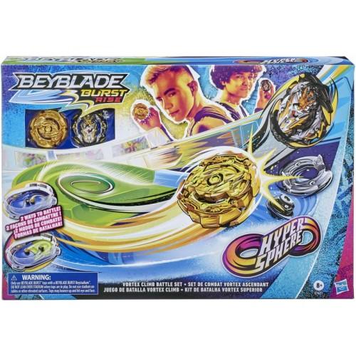 Beyblade S4 Hypersphere Vortex Climb Battle Set (BLE7621)
