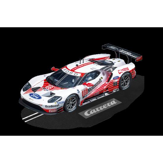 """Carrera DIG 124 Ford GT Race Car """"No.66""""  (20023893)"""