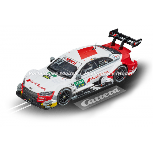 Carrera EVO Audi RS 5 DTM R.Rast, No.33  (20027634)