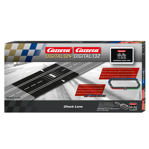Carrera Check Lane (20030371)