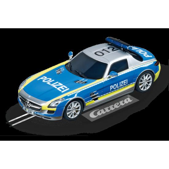 """Carrera DIG 132 Mercedes-SLS AMG """"Pol. (20030793)"""