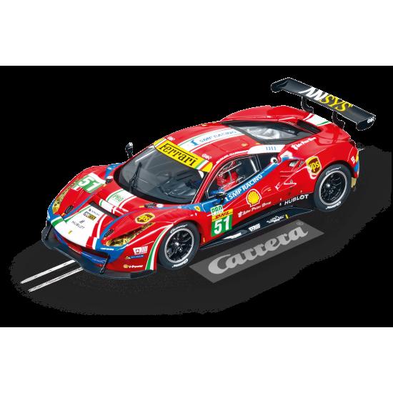 """Carrera DIG 132 Ferrari 488 GTE """"AF Cor. (20030848)"""