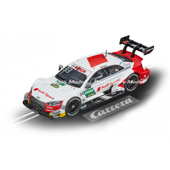 Carrera DIG 132 Audi RS 5 DTM R.Rast  (20030935)