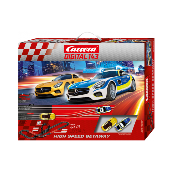 Carrera DIG 143 High Speed Getaway (20040038)
