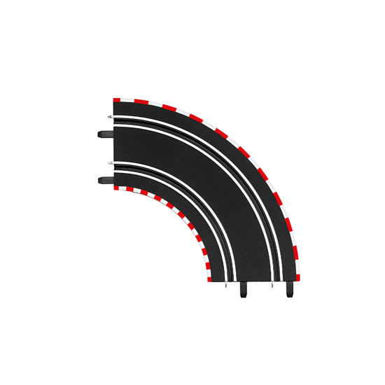 Carrera Go!!! Kurve 1/90° (20061603)