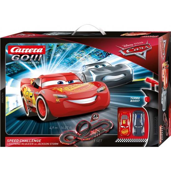 Carrera GO Disney·Pixar Cars - Speed Challenge(20062476)