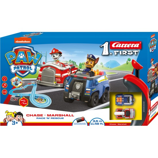 Carrera First PAW PATROL - On the Track (20063033)