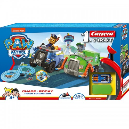 Carrea First PAW PATROL - Ready for Act. (20063040)