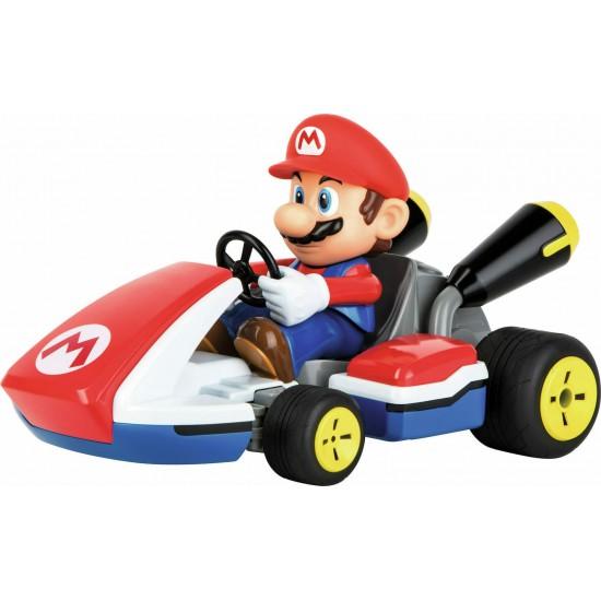 Carrera RC 2,4GHz Mario Kart(TM), Mario - Race Kart with Sound (370162107X)