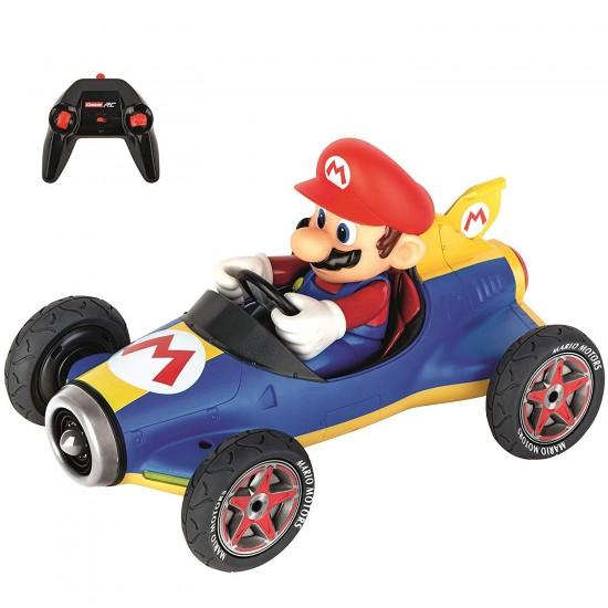 Carrera RC 2,4GHz Mario Kart™ Mach 8, Mario(370181066)