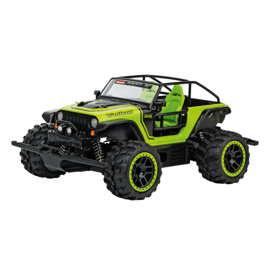 Carrera RC 2,4GHz Jeep® Trailcat -PX- (370183019)