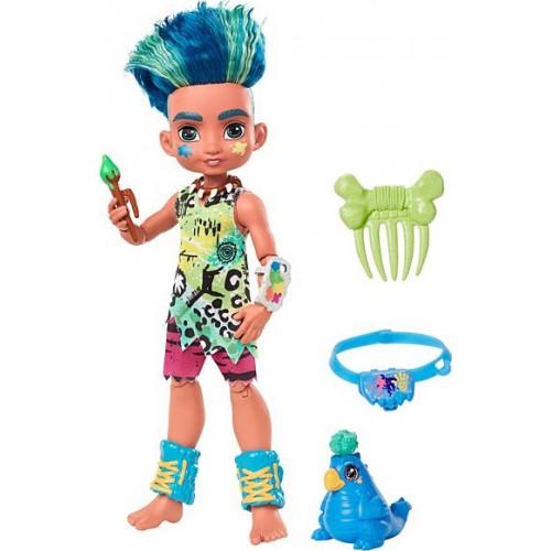 Mattel Cave Club - Slate Κούκλα Και Taggy GNL87 (GNL82)