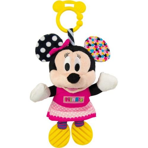 Disney Minnie Χνουδωτό - Κουδουνίστρα (1000-17164)