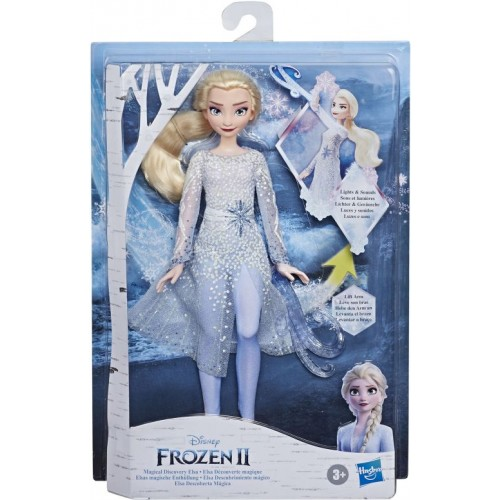 Hasbro Disney Frozen II Magical Adventures Elsa (E8569)
