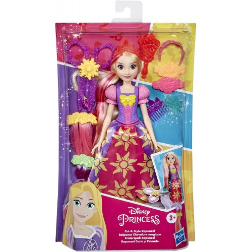 Hasbro Disney Princess Cut N Style Rapunzel (E8938)