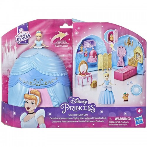 Hasbro Disney Princess Cinderella Story Skirt (F1386)