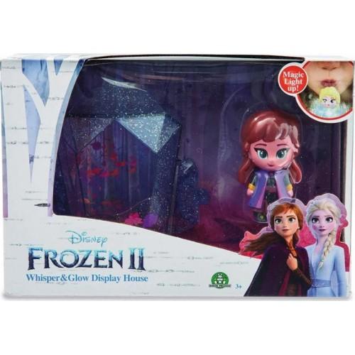 Disney Frozen II Σπιτάκι Πάγου Με Φως Και Μια Κούκλα - 4 Σχέδια (FRN73000)