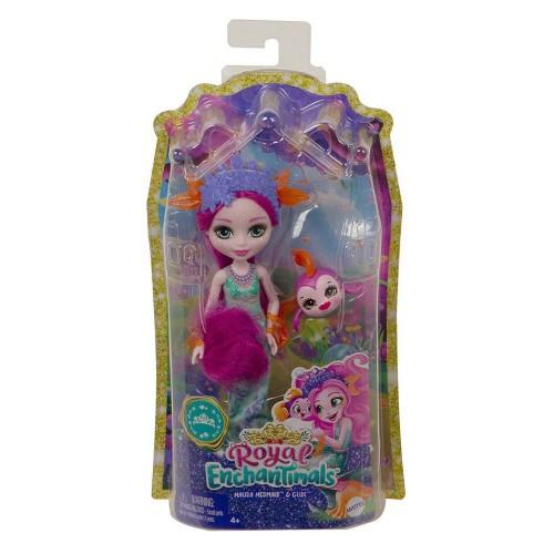 Mattel Royal Enchantimals Maura Mermaid Glide (GYJ02)