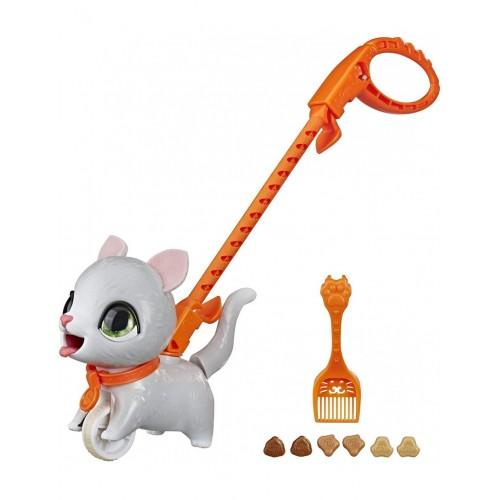 Hasbro Furreal Friends Poopalots Lil Wags Cat Γατούλα Γκρι (E8899/E8952)