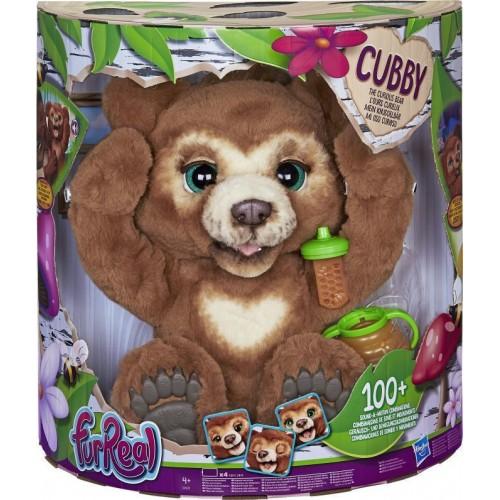 Hasbro Furreal Cubby The Curious Bear(E4591)