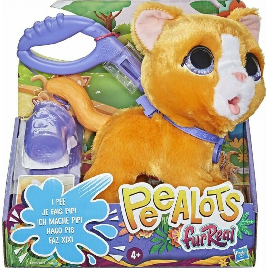 Hasbro Furreal Peealots Big Wags Kitty (E8931/E8949)