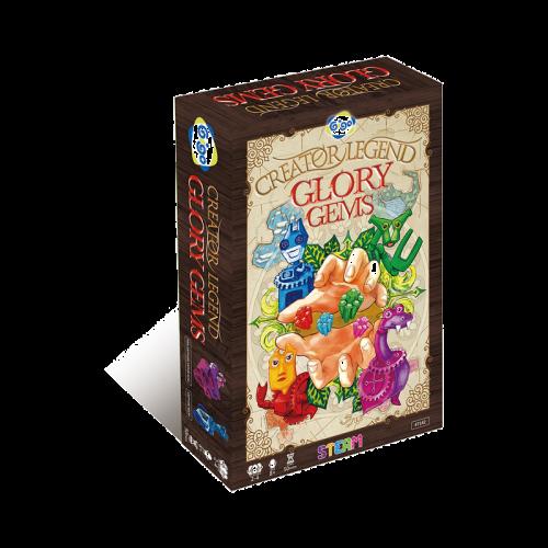 Gigo Creator Legend - Glory Gems (407142)