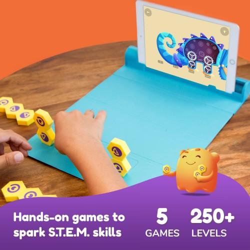 Plugo Link by PlayShifu Σύστημα παιδικού παιχνιδιού Επαυξημένης Πραγματικότητας κατασκευών με τουβλάκια (χωρίς βάση) (Shifu019WG)