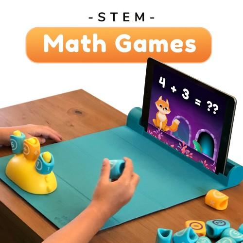 Plugo Count by PlayShifu Σύστημα παιδικού παιχνιδιού Επαυξημένης Πραγματικότητας μαθηματικών με Ιστορίες & Puzzles (Shifu020)