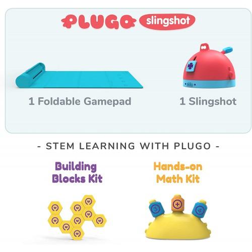 Plugo Slingshot by PlayShifu Σύστημα παιδικού παιχνιδιού Επαυξημένης Πραγματικότητας με σκοποβολή (Shifu023)