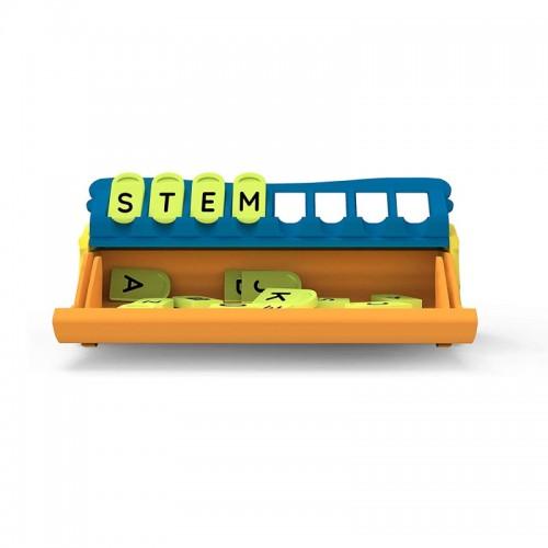 Plugo Letters by PlayShifu Σύστημα παιδικού παιχνιδιού Επαυξημένης Πραγματικότητας γνώσεων με τουβλάκια (χωρίς βάση) (Shifu025WG)
