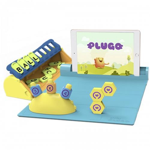 Plugo Combo 3 in 1 by PlayShifu Σύστημα παιδικού παιχνιδιού Επαυξημένης Πραγματικότητας με τρία παιχνίδια (Link, Count & Letters) (Shifu026)