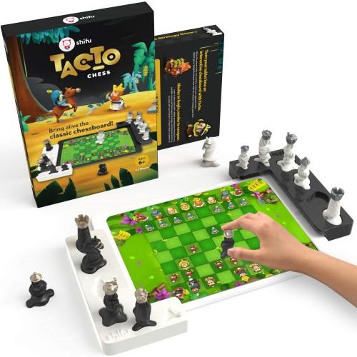 Plugo Tacto Chess by PlayShifu Σύστημα παιδικού παιχνιδιού που μετατρέπει το tablet σας σε Διαδραστικό Επιτραπέζιο Παιχνίδι (Shifu035)