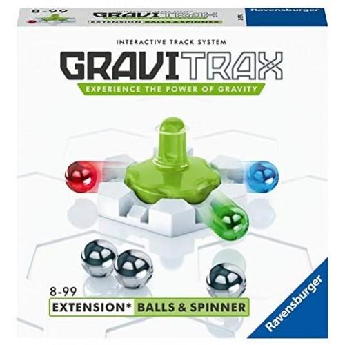 GraviTrax Balls & Spinner Building (26979)