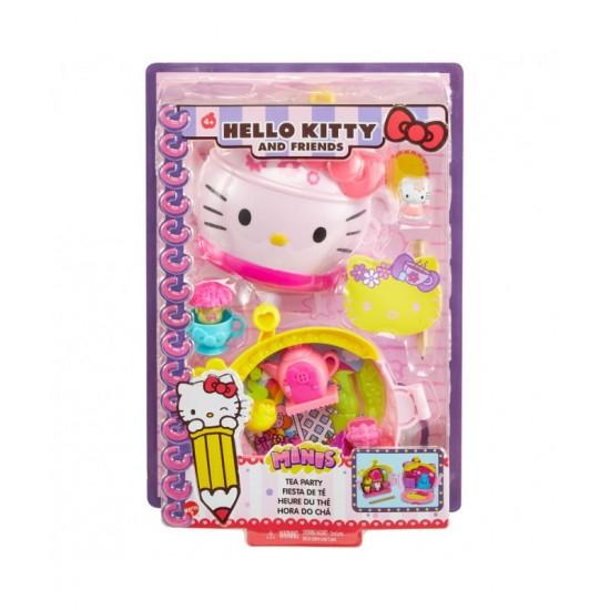 Mattel Hello Kitty - Σέτ Με Σημειωματάριο (GVB27-GVB31)