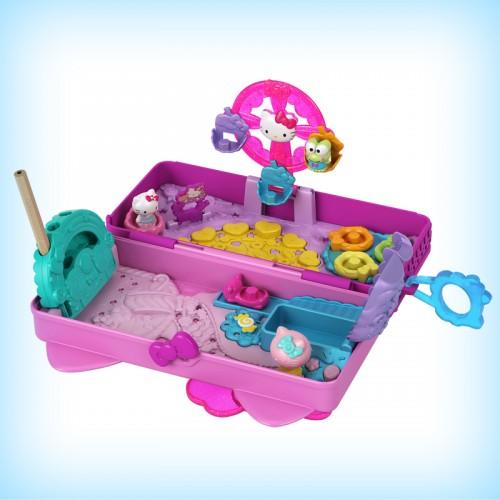 Mattel Hello Kitty Κασετίνα & Σετ Παιχνιδιού Carnival Pencil Playset (GVC41/GVC39)