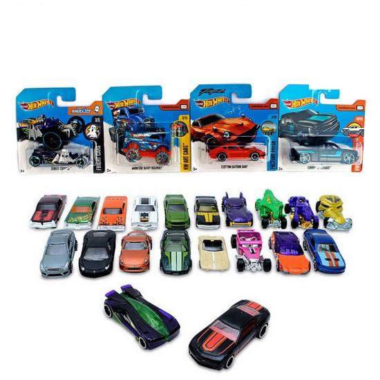 Hot Wheels Αυτοκινητάκια (5785)