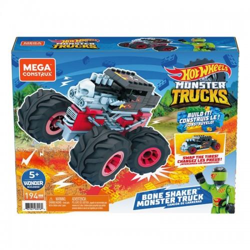 Hot Wheels Monster Trucks Bone Shaker (GVM27/GVM14)